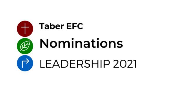 Leadership Nominations 2021