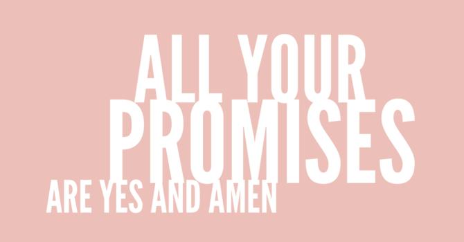 Jesus Is God's Amen