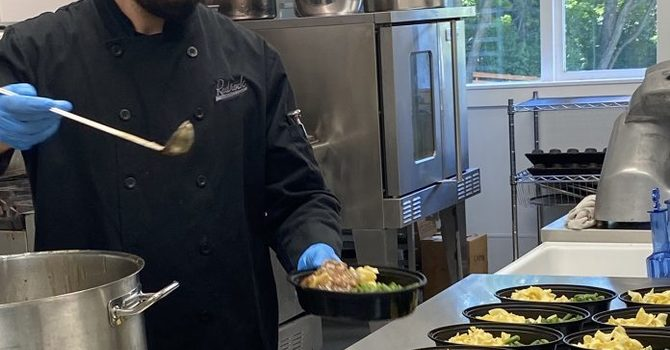 Sorrento Centre community meal program helps feed the multitude in B.C. image