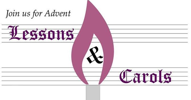 National Lessons & Carols Service.