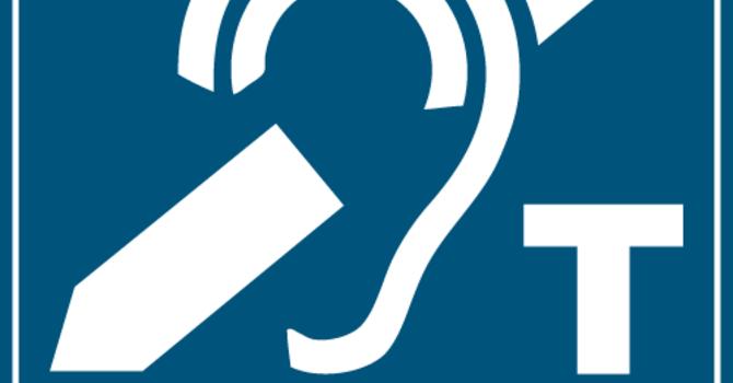 Hearing Loop image