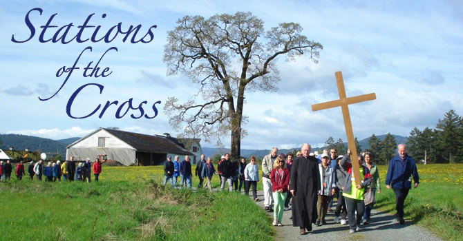 Stations Of The Cross : Anglican / Catholic Joint Service