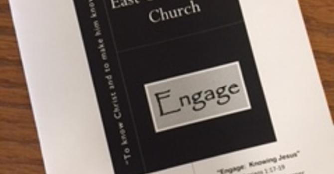 September 16, 2018 Church Bulletin image