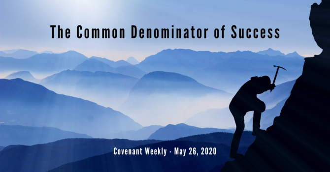 The Common Denominator of Success image
