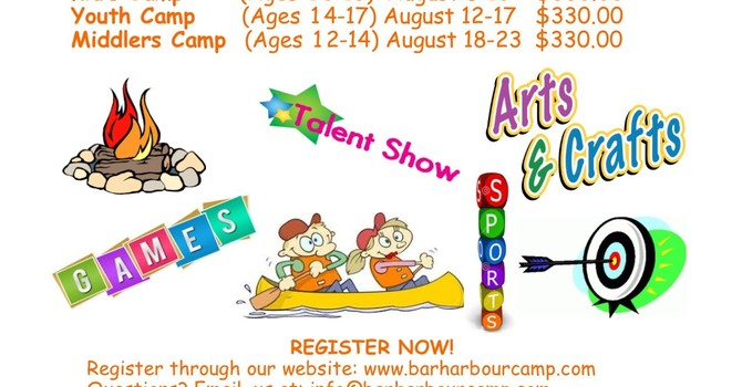 Bar Harbour Camp  image