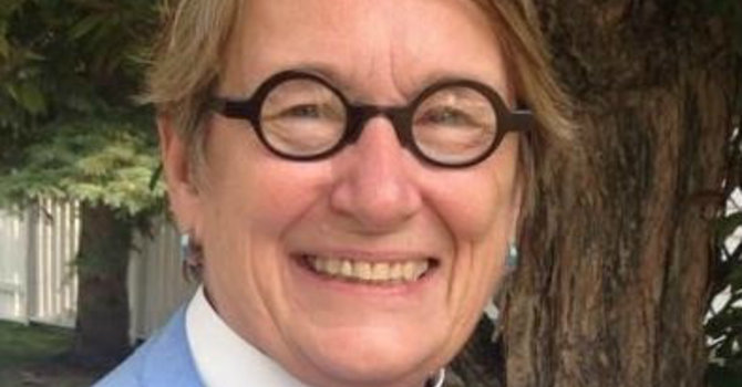 Mary-Jane Leewis-Kirk Appointed Incumbent at St. Peter, Quamichan image