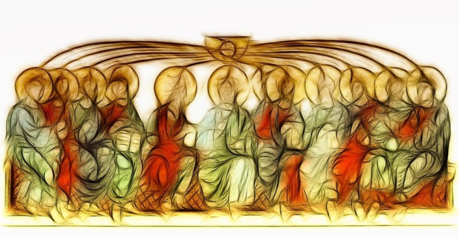 The Story of Pentecost image