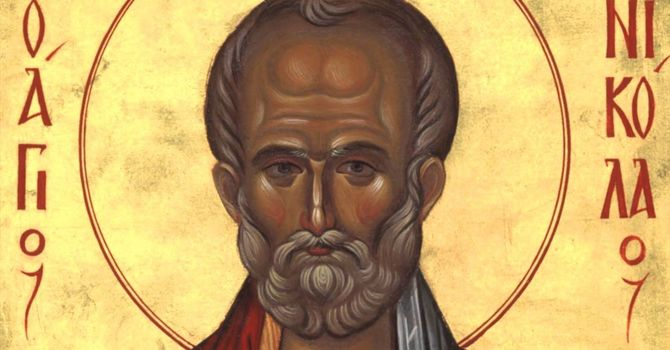 St. Nicholas the Wonderworker, Archbishop of Myra image