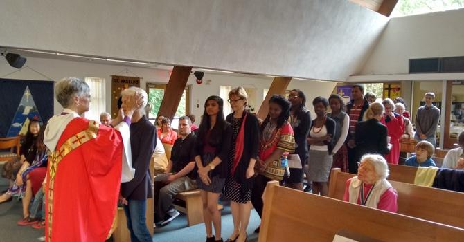Pentecost Sunday with Bishop Melissa image