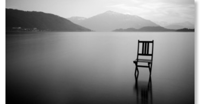 Finding God in the Silence