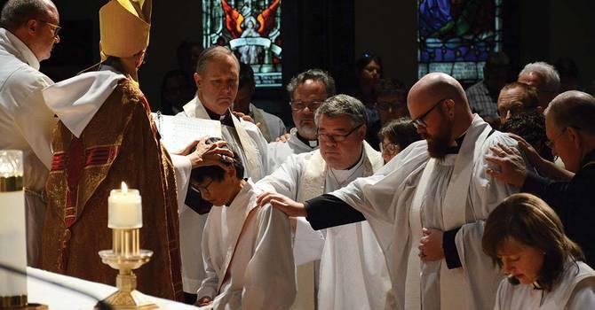 A Celebration of Rev. Hyok's Ordination image