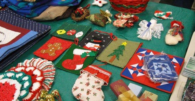 Christmas Craft Fair A Huge Success image