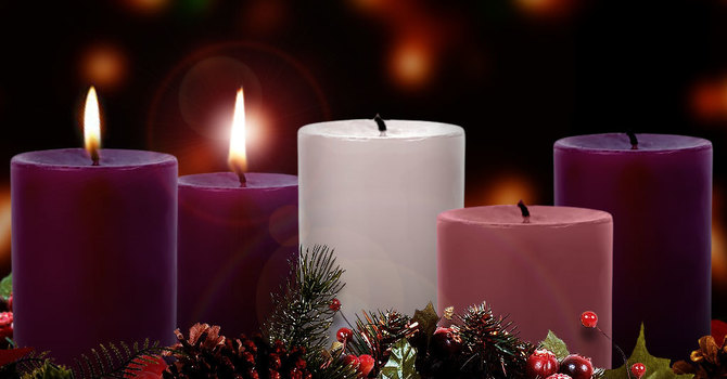 Bulletin: Advent Two image