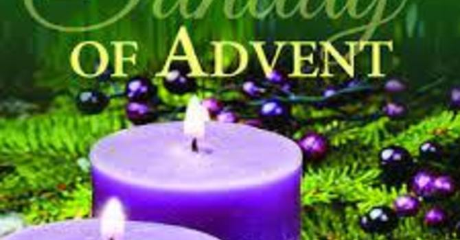 December 6, 2020 Church Bulletin image