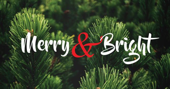 Christmas 2017: Service times  image