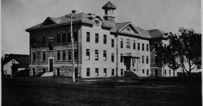 'So that nothing like this ever happens again': Residential schools, system declared historic image