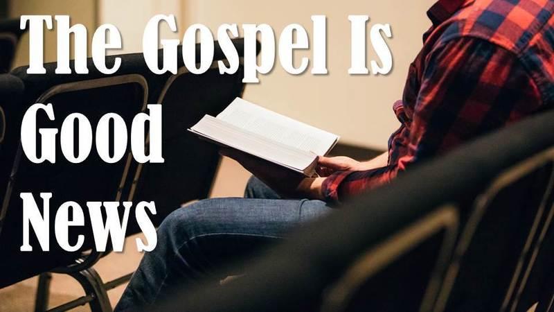 The Gospel Is Not Moralism