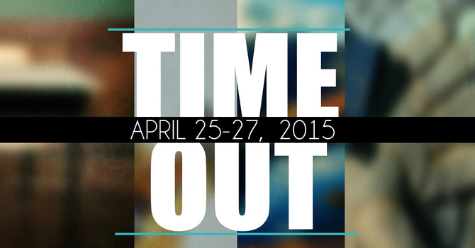 Registration available for TIMEOUT 2015 image