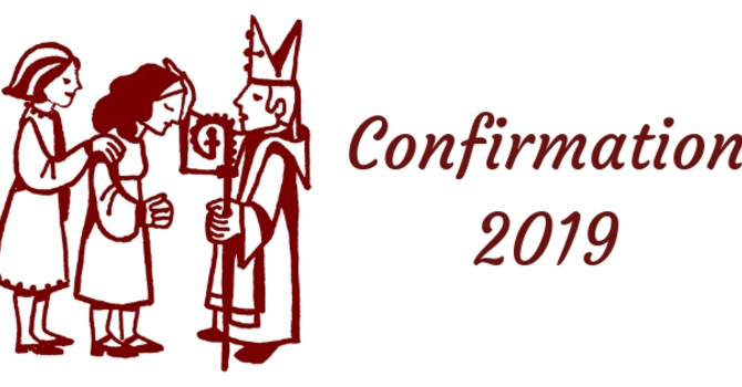 Service of Confirmation image