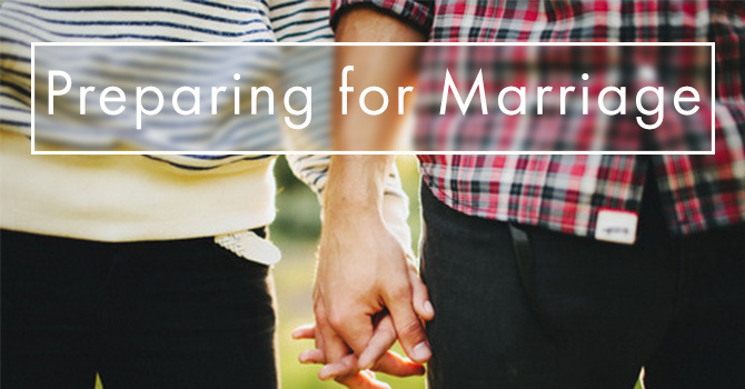 Preparing for Marriage Course - June 2016 image