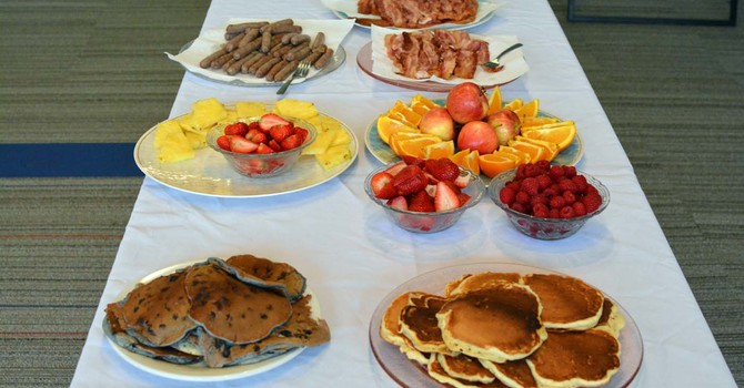 Shrove Tuesday at 1410 Nanton image