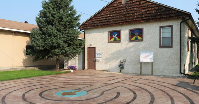St. Patrick's Labyrinth Open House