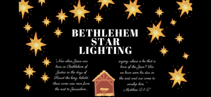 44th Annual Bethlehem Star Lighting