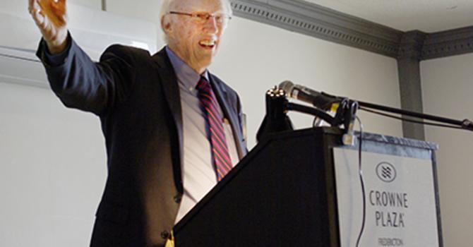 Lenten Talks kick off in Fredericton image