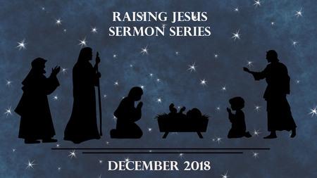 Raising Jesus