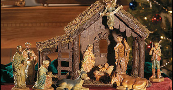 Christmas Mass will be On-line Only image