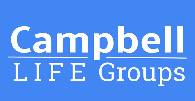 Campbell Life Groups
