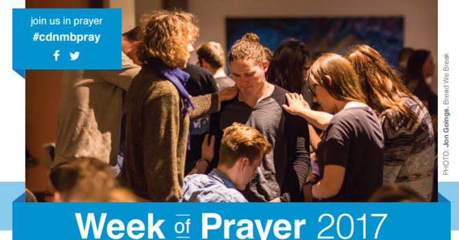 Week of Prayer image