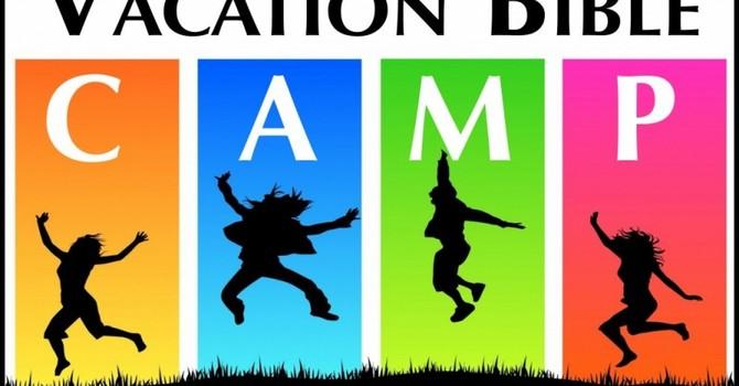 Vacation Bible Camp 2017 image