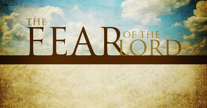 A Community That Fears God