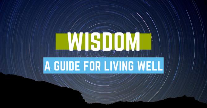 Wisdom and Jesus
