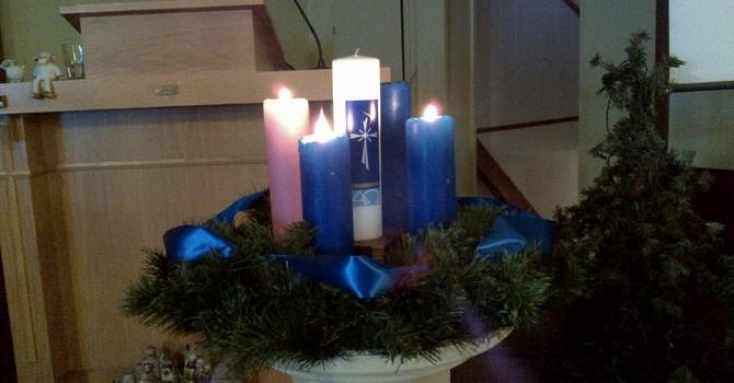 Advent 3: Joy