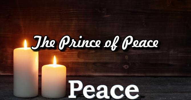 Advent 2020 - Peace