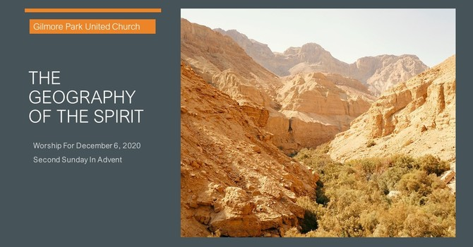 The Geography of the Spirit image