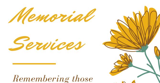 Marloe Anderson's Funeral Service