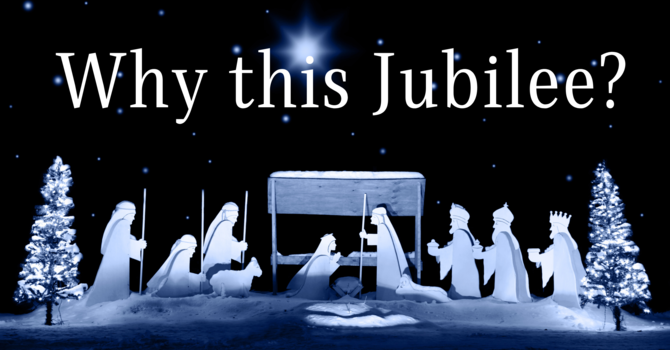Mary, How this Jubilee?