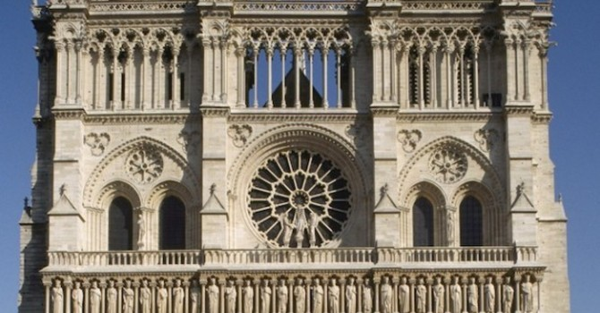 BELLS TOLL IN SOLIDARITY WITH NOTRE DAME APR 18 image