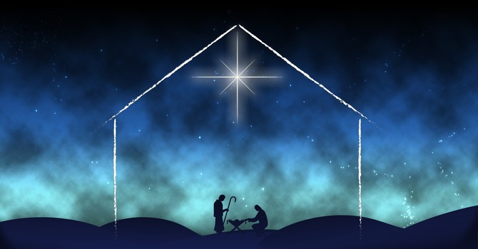 Christmas Blessings from Sophia and Hilde image