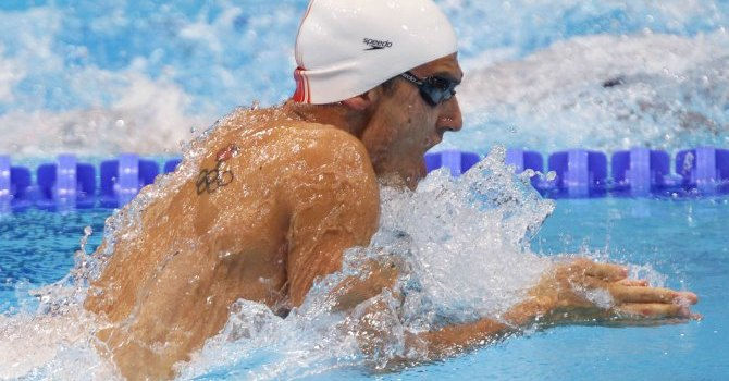 Two Time Canadian Olympian Comes to QM image