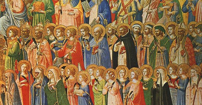 All Saints' Day image