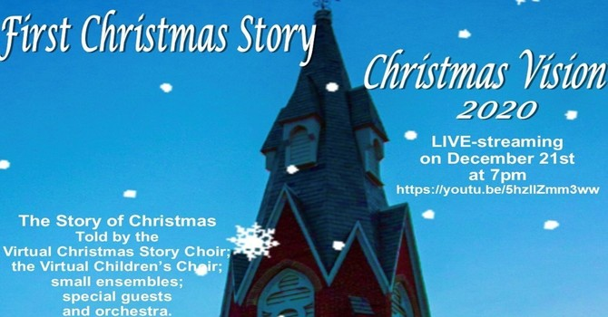 First Christmas Story image