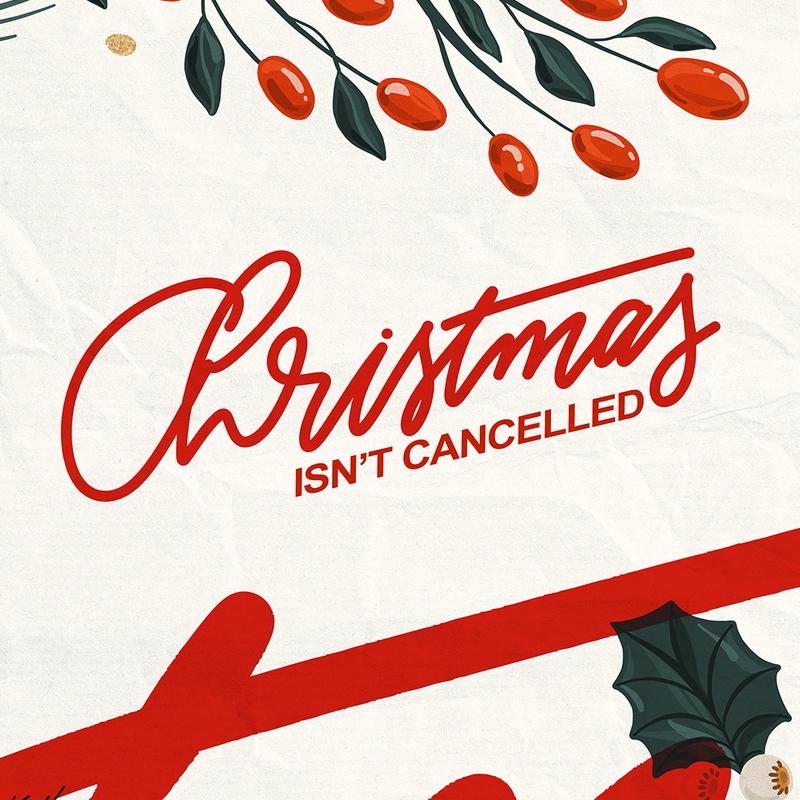 Christmas Isn't Cancelled #1.  White Christmas