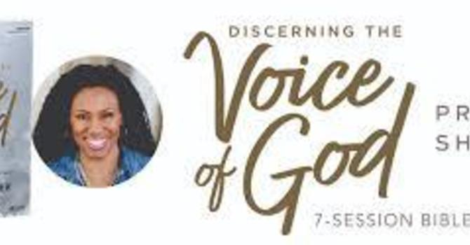 """Women's Study: """"Discerning the Voice of God"""""""