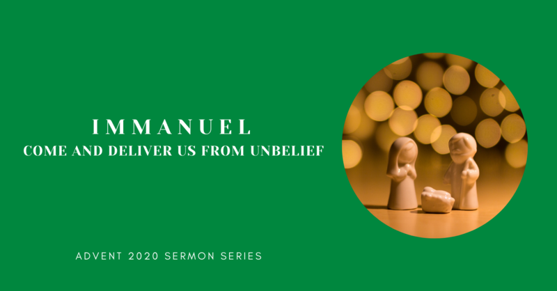 3 Come and Deliver Us From Unbelief