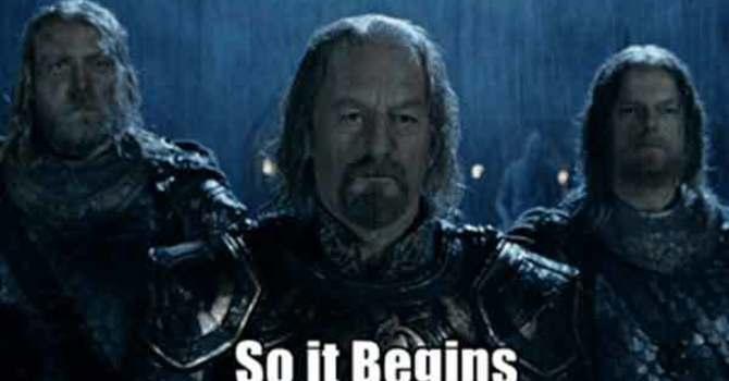 John the Baptist: So It Begins