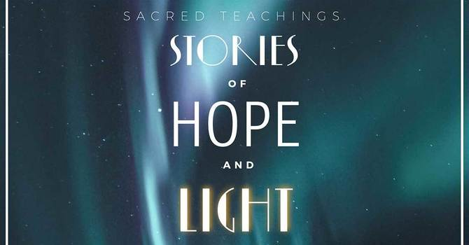Anglican Church of Canada releases next season of Sacred Teachings podcast image